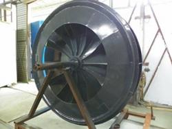 喷涂风机叶轮
