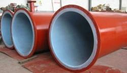 钢衬塑复合管道